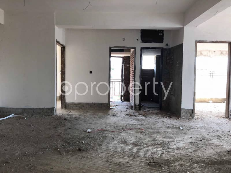 A 1783 Sq. Ft Residential Apartment Is For Sale In The Location Of Nasirabad Housing Society