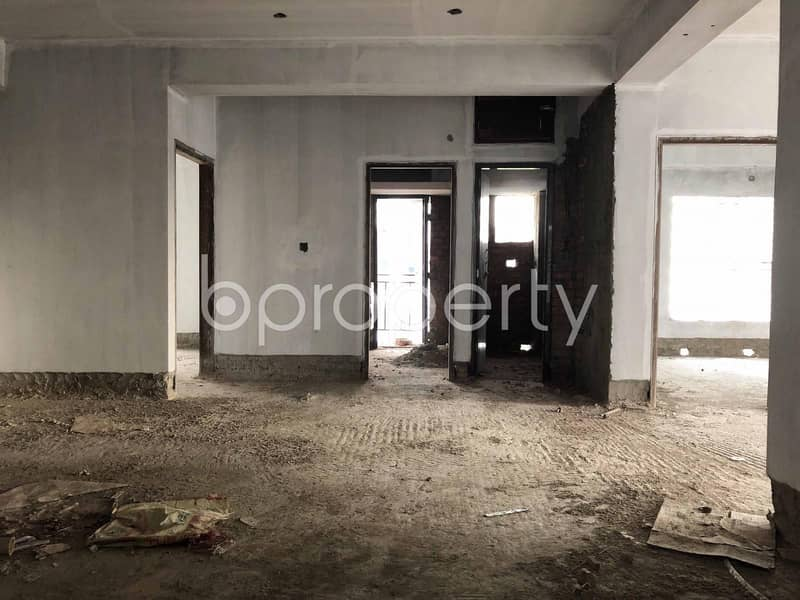 Available In Nasirabad Housing Society , A 1783 Sq. Ft Apartment For Sale.
