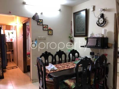3 Bedroom Apartment for Sale in Kathalbagan, Dhaka - In Green Road, A 925 Square Feet Nice Flat For Sale
