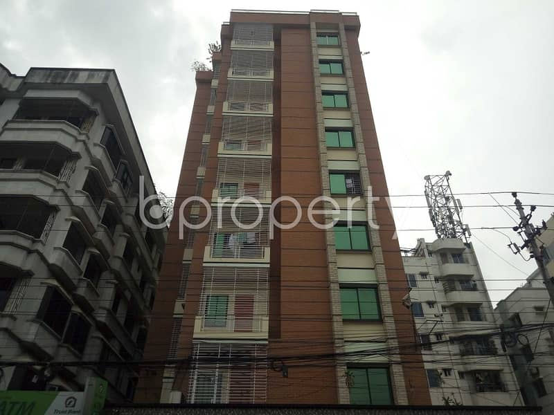 2100 Sq. ft Commercial Apartment Is For Rent In Uttara-10.