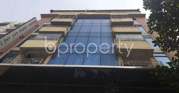 Office for Rent in Bashundhara R-A, Dhaka - 1444 Square Feet Large Commercial Space Available In The Location Of Bashundhara Road