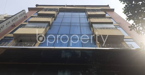 Office for Rent in Bashundhara R-A, Dhaka - A 1444 Square Feet Commercial Space Available In Bashundhara Road