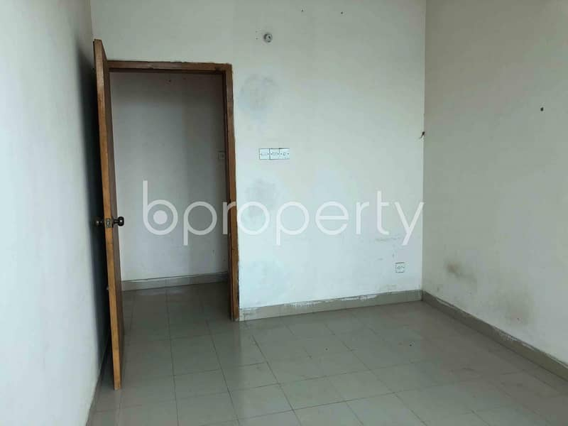 Affordable And Wonderful Flat Up For Sale In Askona Bazar Road