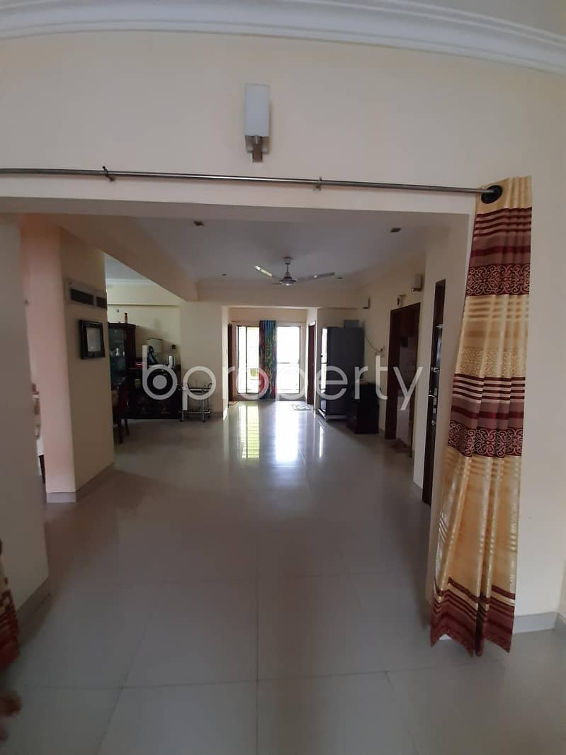 At Uttara, Nearby Uttara Central Masjid, 1997 Sq Ft Nice Residential Flat Is Waiting For You To Get Sold