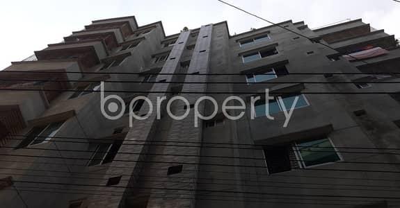 ভাড়ার জন্য BAYUT_ONLYএর ফ্ল্যাট - খিলক্ষেত, ঢাকা - A Rightly Planned 800 Sq Ft Residential Space Is Up For Rent In Khilkhet.
