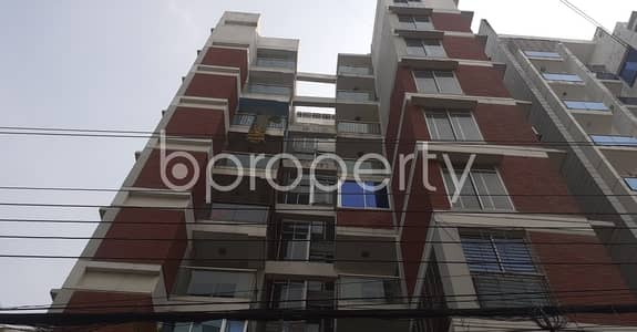 3 Bedroom Flat for Rent in Bashundhara R-A, Dhaka - A Rightly Planned 1460 Sq Ft Residential Space Is Up For Rent In Bashundhara R-a.
