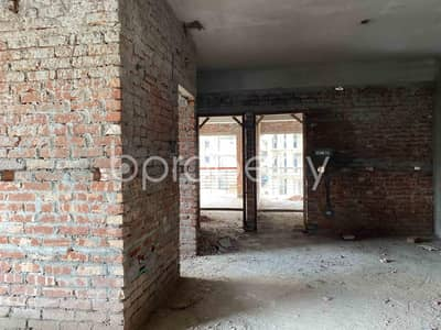 3 Bedroom Apartment for Sale in Badda, Dhaka - This Flat In Adarsha Nagar With A Convenient Price Is Up For Sale