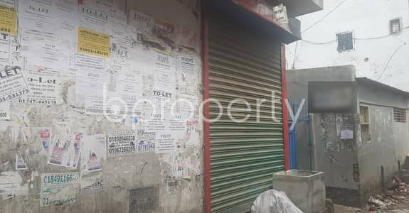 Shop for Rent in Mohammadpur, Dhaka - 150 Sq Ft shop Is Available to Rent in Katashur