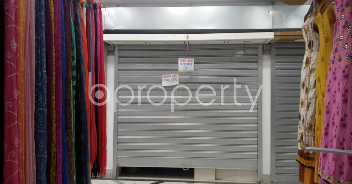 125 Sq Ft shop Is Available to Rent in Halishahar