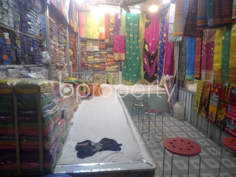 150 Sq Ft shop Is Available to Rent in Mirpur 7