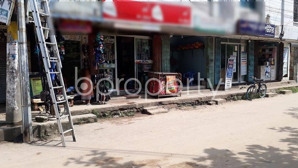 120 Sq Ft shop Is Available to Rent in Halishahar