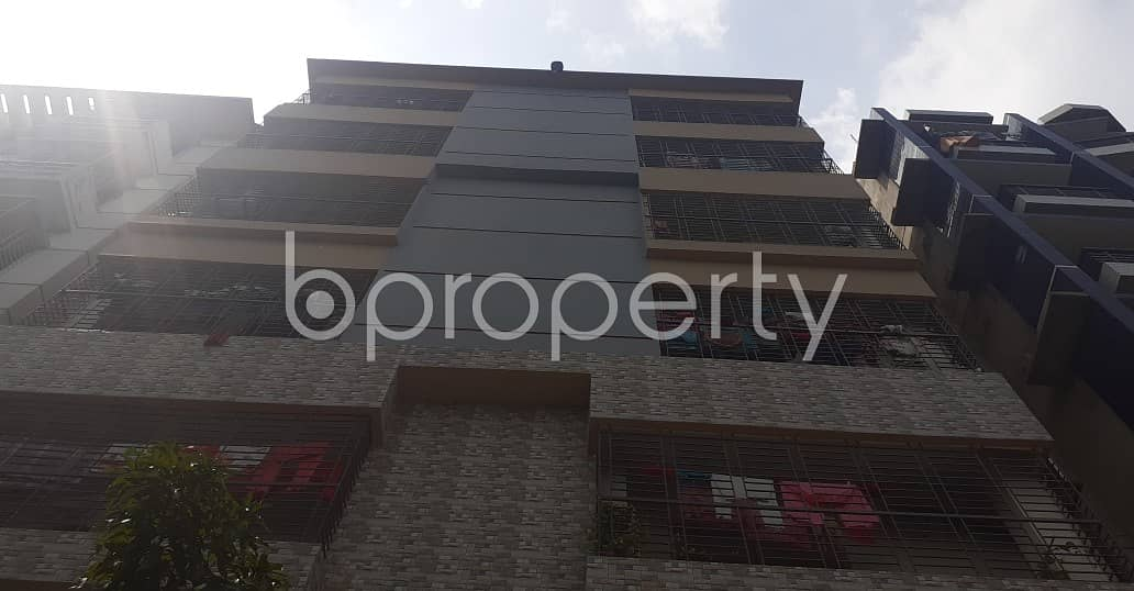 A 1 Bedroom House Is Available For Rent At Bashundhara R-A , With An Affordable Deal.