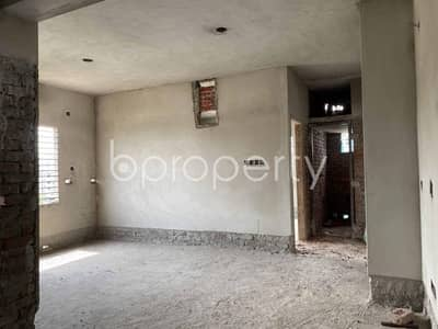 3 Bedroom Flat for Sale in Badda, Dhaka - 1350 Sq. ft, Flat For Sale In The Location Of Adarsha Nagar
