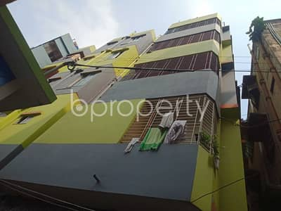 2 Bedroom Flat for Rent in Maghbazar, Dhaka - Choose Your Destination At A 2 Bedroom Residential Space Which Is Available For Rent In Maghbazar