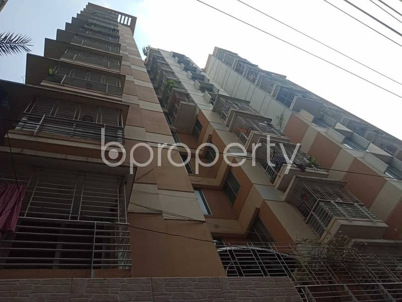 Rarely Available A 1875 Sq Ft Residential Space Is Up For Sale At Boro Maghbazar