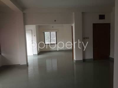 Office for Rent in Badda, Dhaka - An Excellent Office Of 1000 Sq Ft Is Waiting To Be Rented In Pragati Sarani