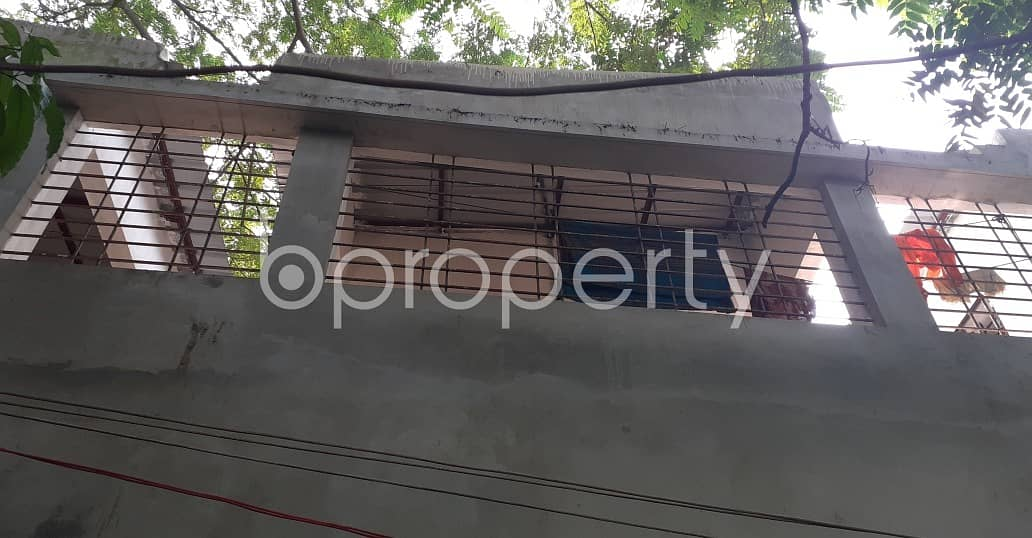 A 2000 Square Feet Commercial Building Is Available For Rent In Pallabi Eastern Housing