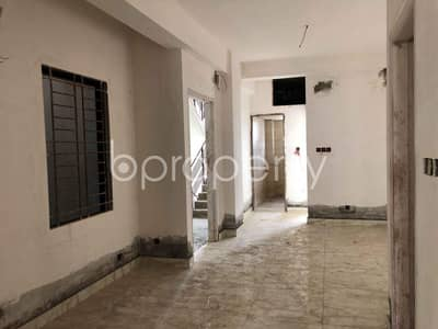 In Bashundhara R-A, 1250 Square Feet Residential Apartment Is Up For Sale
