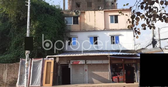 Office for Rent in Halishahar, Chattogram - A Commercial Office Is For Rent Near Monsur Market Mosque In Halishahar