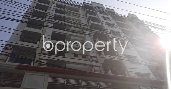 3 Bedroom Apartment for Sale in Bashundhara R-A, Dhaka - A Comfortable 1900 Sq Ft Flat Is Available For Sale In Bashundhara R/a Near Bashundhara Bus Stand