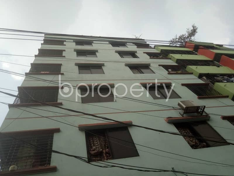 An Apartment Is Ready For Rent At Jagannathpur Near Gulshan Commerce College.