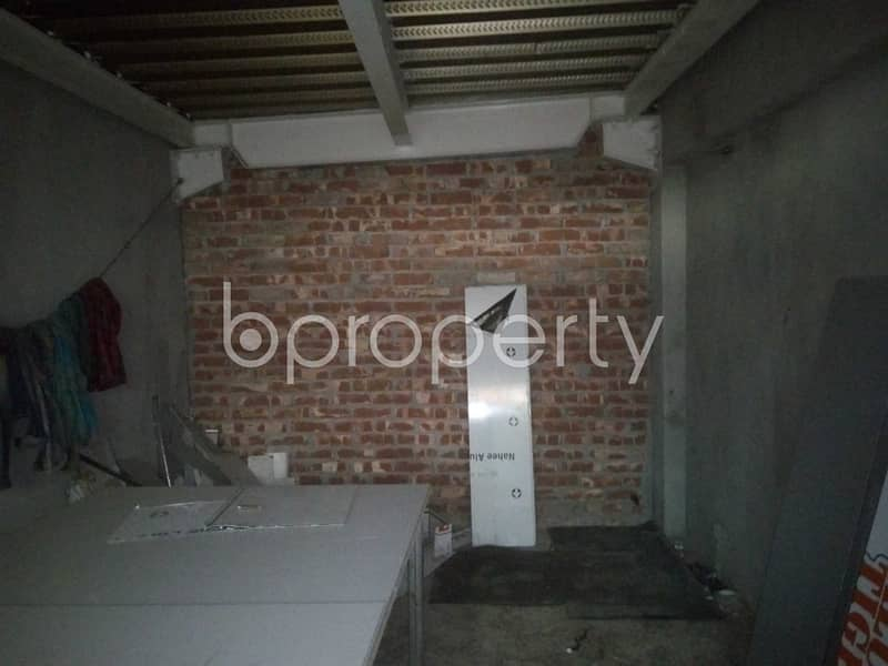 250 Sq Ft Commercial Shop For Rent In Mirpur 6 Near Islamia High School