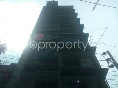 ভাড়ার জন্য BAYUT_ONLYএর ফ্ল্যাট - বাড্ডা, ঢাকা - Well-constructed 1420 Sq Ft Apartment Is Ready For Rent At Badda Nearby Baitul Huda Jame Masjid