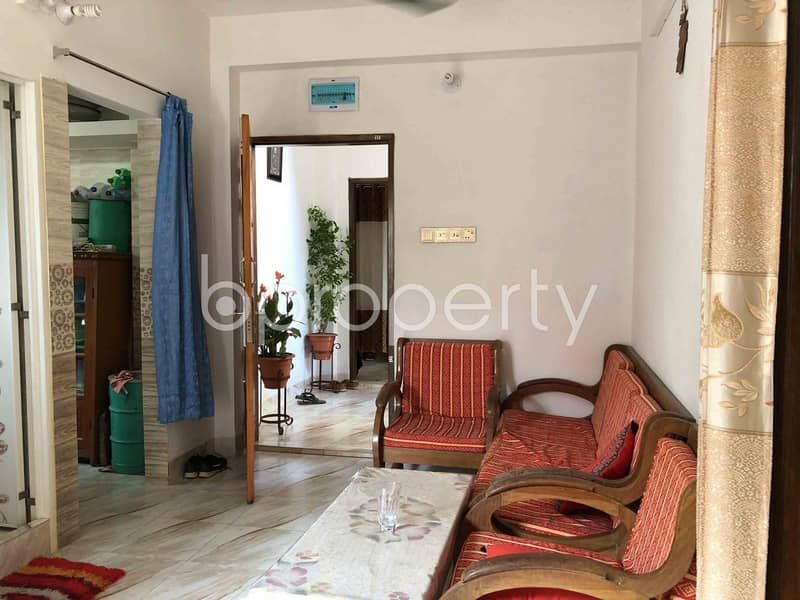 Residential Apartment Is On Sale In Khilkhet Nearby Uttar Para Jame Mosque