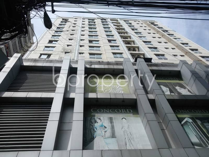A Well-constructed 2020 Sq Ft Apartment Is Ready To Rent In Khulshi