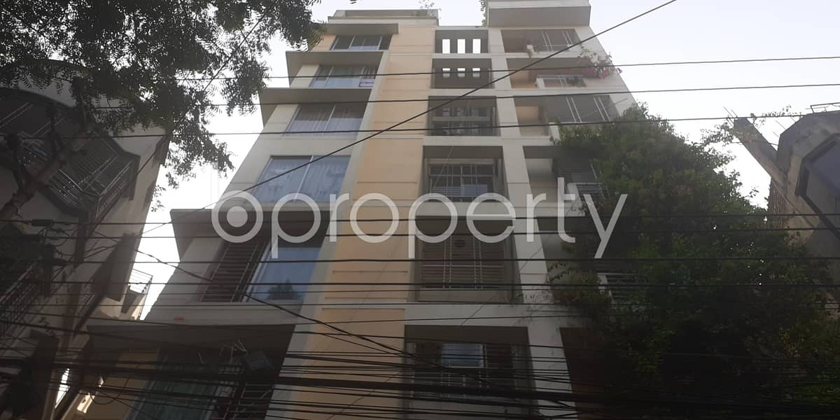 1500 Sq Ft Reasonably Priced Residential Apartment Is Track Down In West Kafrul For Rent.