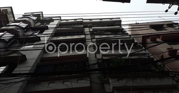 3 Bedroom Apartment for Rent in Kalabagan, Dhaka - Well Built And Beautiful Flat Of 1150 Sq Ft Is Vacant For Rent At Lake Circus Road