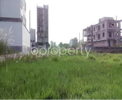 Plot for Sale in Aftab Nagar, Dhaka - 2 Katha Plot is now available for sale in Aftab Nagar, Block H