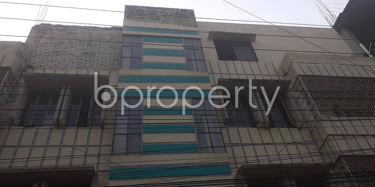 A Moderate 800 Sq Ft Residential Apartment Is Up For Rent In The Center Of West Kafrul