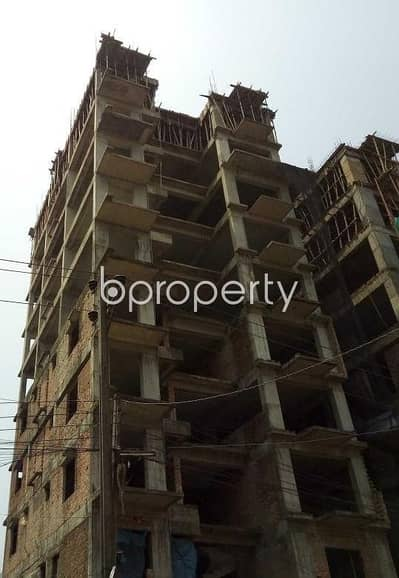 Nice-looking Apartment Of 2700 Sq Ft Including 4 Bedroom Is Ready To Sale In Bashundhara R-a