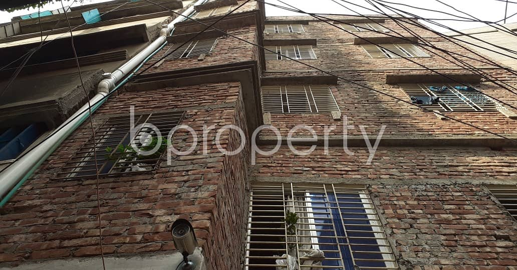 600 Sq Ft Residential Apartment Is On Sale In South Jatra Bari