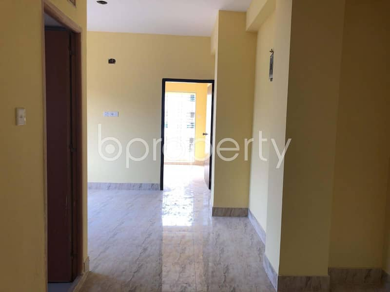 Moderate Apartment For Sale In Mohammadpur Nearby Shekhertek Bazar.