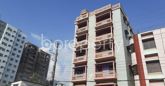 2 Bedroom Apartment for Rent in Halishahar, Chattogram - A Nice Flat That You Have Been Looking For, This Flat For Rent Is Located Halishahar