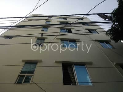 2 Bedroom Flat for Rent in East Nasirabad, Chattogram - Beautiful 1000 Sq Ft Apartment Is Up For Rent At Zakir Hossain By Lane