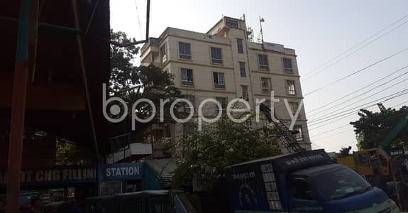 3 Bedroom Apartment for Rent in Halishahar, Chattogram - 1500 Sq Ft Well Organized Apartment For Rent In Halishahar