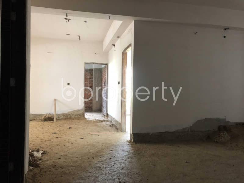 A Well-constructed 1806 Sq Ft Flat Is For Sale In Muradpur, Nasirabad Housing Society