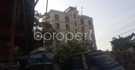 3 Bedroom Flat for Rent in Halishahar, Chattogram - At Halishahar, Suitable Apartment Is Up For Rent Which Is 1500 Sq Ft