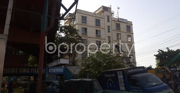 3 Bedroom Apartment for Rent in Halishahar, Chattogram - Delightful Apartment Of 1450 Sq Ft Is Available For Rent In Halishahar