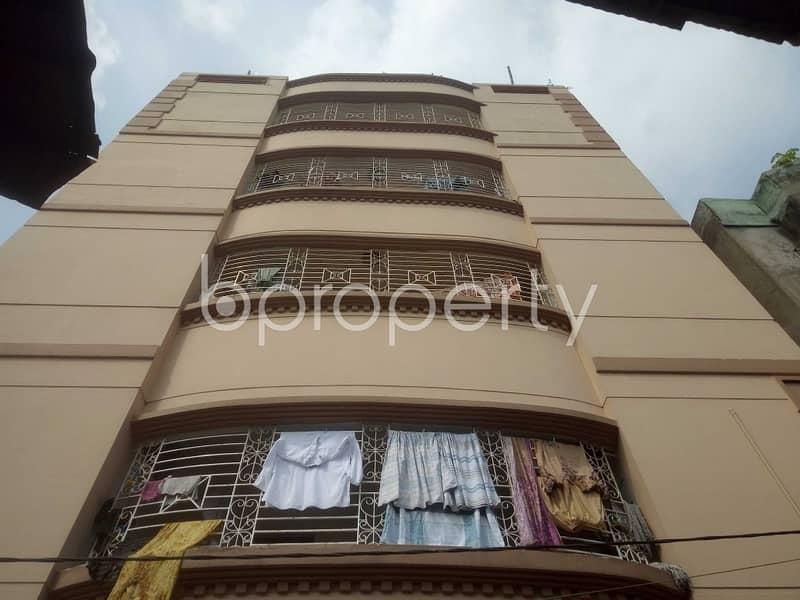 Flat For Rent In Badda Near Bloom Field School