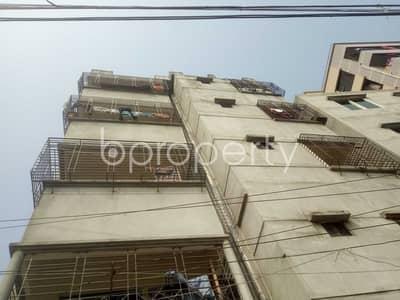 A 500 Square Feet Decent Flat For Rent In Jagannathpur Nearby Badda High School