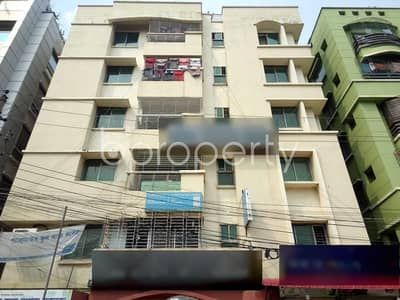 In Uttara-10 This 1500 Sq. Ft Office Space Is Up For Rent.