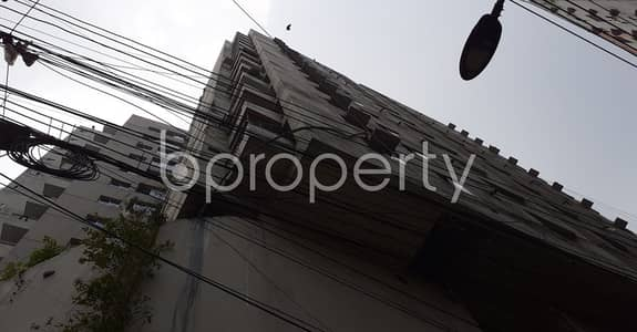 3 Bedroom Flat for Sale in Hatirpool, Dhaka - Reside Conveniently In This Well Constructed 1350 Sq,Ft Flat For Sale In New Elephant Road