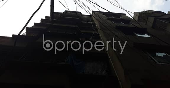 2 Bedroom Apartment for Rent in Khilkhet, Dhaka - A Comfortable 700 Sq. ft Flat Is Ready For Rent In The Location Of South Moddopara Road