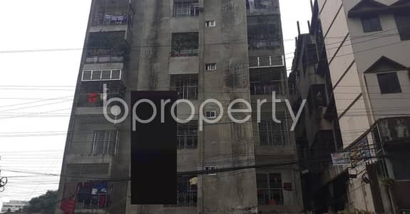 3 Bedroom Flat for Sale in Jamal Khan, Chattogram - Close To Kadam Mubarak Government Primary School, An Apartment For Sale Is Available In Jamal Khan