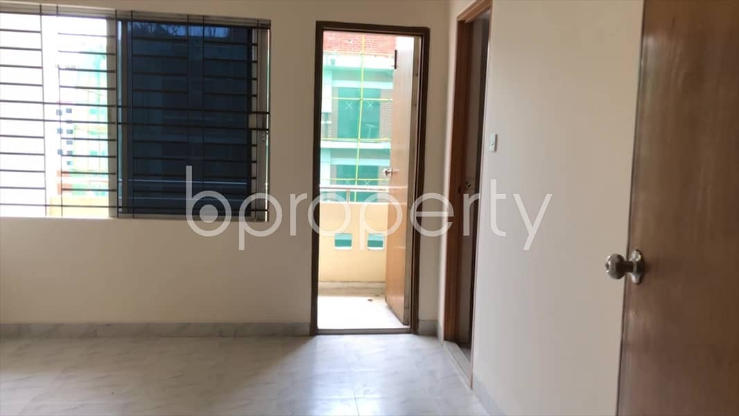 An Amazing Apartment Is Up For Sale In Banani Near National Bank Limited