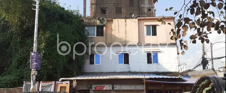 Office for Rent in Halishahar, Chattogram - This 600 Square Feet Medium Size Commercial Office Is Ready For Rent At Halishahar